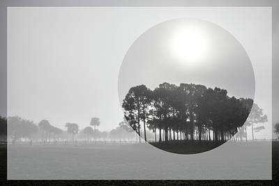 Photograph - Sunrise Circles by Debra and Dave Vanderlaan