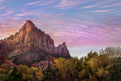 Photograph - Sunrise Colors by James Woody