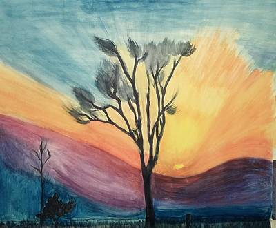 Sunrise Colors Original