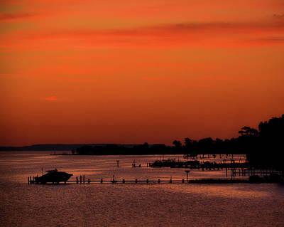 Photograph - Sunrise Cruise by Robert McCubbin