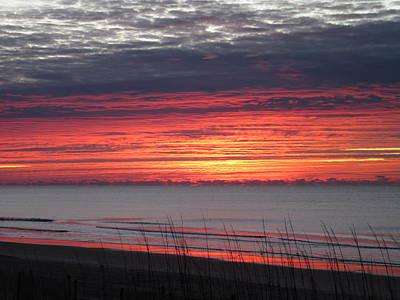 Photograph - Sunrise December 26th by Betty Buller Whitehead
