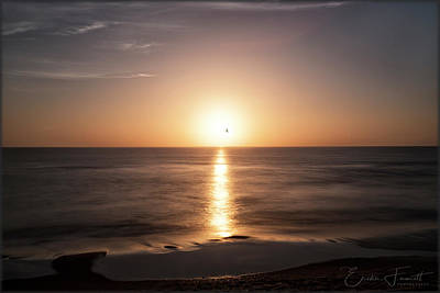 Photograph - Sunrise by Erika Fawcett