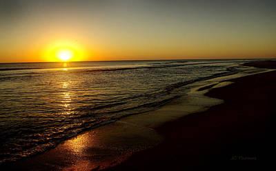 Photograph - Sunrise First Light by James C Thomas
