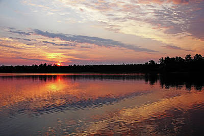 Photograph - Sunrise From Thistle Island by Debbie Oppermann