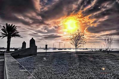 Photograph - Sunrise Glory by Joedes Photography