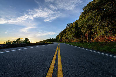 Photograph - Sunrise Highway by Michael Scott