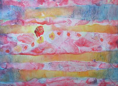 Painting - Sunrise Impressions by Lynda Hoffman-Snodgrass