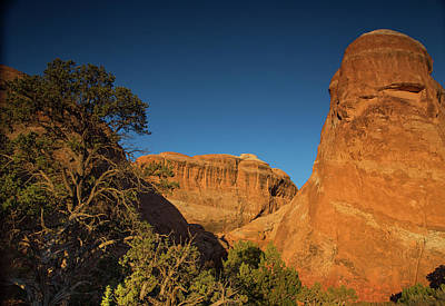 Photograph - Sunrise In Arches by Kunal Mehra