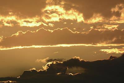 Photograph - Sunrise In Huntington Beach by Joe Belanger