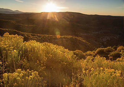 Photograph - Sunrise In Mesa Verde by Kunal Mehra