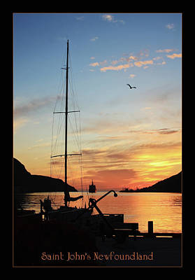 Photograph - Sunrise In Newfoundland by Tatiana Travelways