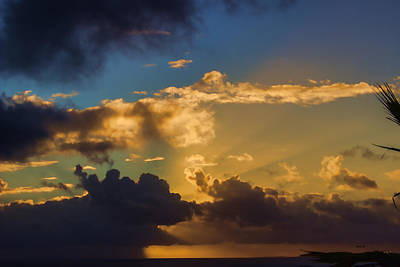 Photograph - Sunrise In Paradise 6 by Roberta Byram