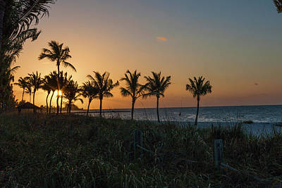 Photograph - Sunrise In Paradise by Scott Meyer