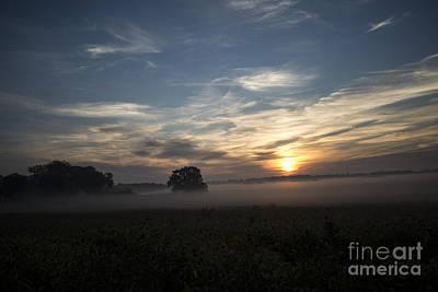 Photograph - Sunrise In September by David Bearden