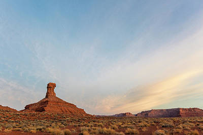Photograph - Sunrise In The Canyonlands by Denise Bush