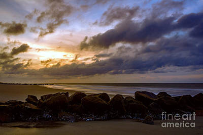 Photograph - Sunrise In The Clouds by Elvis Vaughn