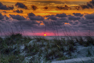 Wall Art - Photograph - Sunrise In The East by Cliff Middlebrook