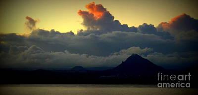 Photograph - Sunrise Indian Ocean by John Potts