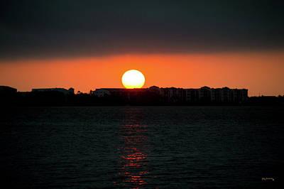 Photograph - Sunrise Indian River Lagoon by Ken Figurski