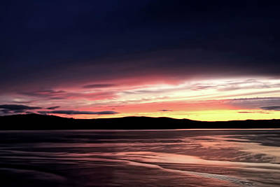 Photograph - Sunrise Invergordon Scotland by Tom Prendergast