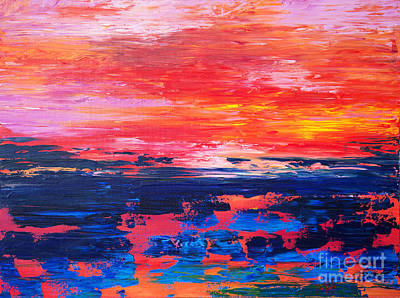 Painting - Sunrise Cle by JoAnn DePolo