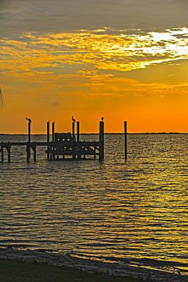 Photograph - Sunrise by Judy Hall-Folde