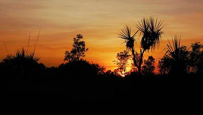 Photograph - Sunrise - Kakadu National Park by Lexa Harpell