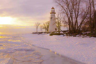 Photograph - Sunrise Marblehead by Jack R Perry
