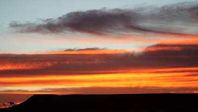 Photograph - Sunrise Mesa by John Glass