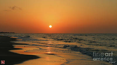 Photograph - Sunrise Mexico Beach 3 by Rick Lipscomb