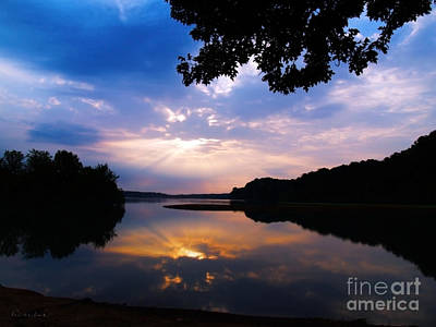 Photograph - Sunrise Morning Bliss 252a by Ricardos Creations
