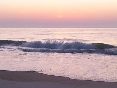 Photograph - Sunrise Morning Glow by Ellen Meakin
