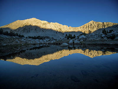 Photograph - Sunrise, Mt. Hopkins by Martin Gollery