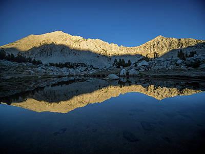 Photograph - Sunrise, Mt. Hopkins by Martin Gollery