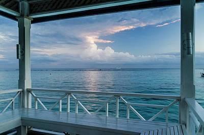 Photograph - Sunrise, Ocho Rios, Jamaica by Dutch Ducharme