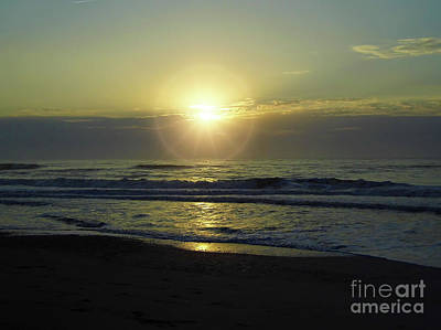 Photograph - Sunrise On Amelia Island by D Hackett