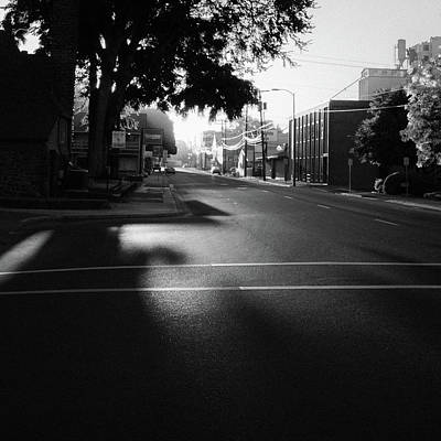 Sunrise On Dorion Avenue Art Print