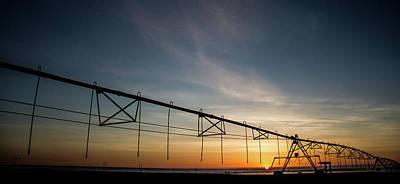 Photograph - Sunrise On Earth by Tyson Kinnison