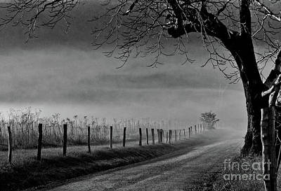 Photograph - Sunrise On Sparks Lane by Douglas Stucky