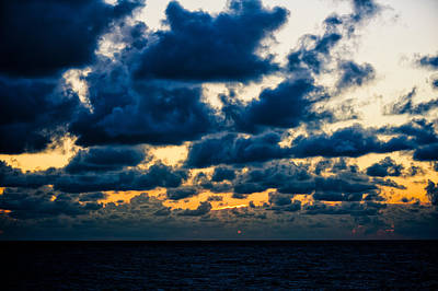 Photograph - Sunrise On The Atlantic #7 by Jeremy Herman