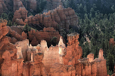 Photograph - Sunrise On The Hoodoos by Donna Kennedy