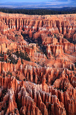 Sunrise On The Hoodoos Art Print by Pierre Leclerc Photography