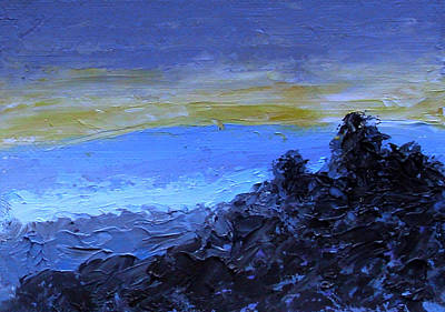 Painting - Sunrise One by Fred Wilson