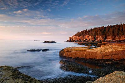 Photograph - Sunrise Otter Point 5 by John McArthur