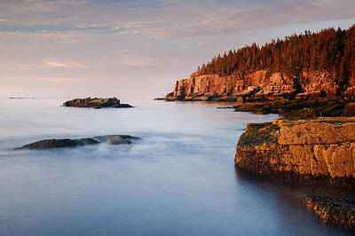 Photograph - Sunrise Otter Point 6 by John McArthur