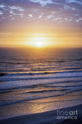 Photograph - Sunrise Over Atlantic by Elena Elisseeva