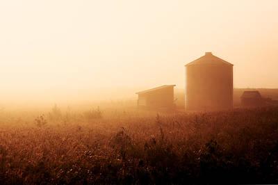 Photograph - Sunrise Over Baer Bottoms by Todd Klassy