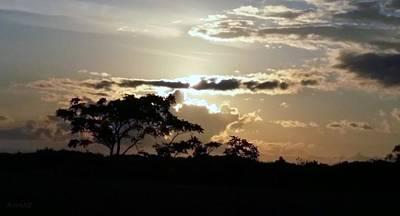 Photograph - Sunrise Over Fort Salonga2 by Rob Hans