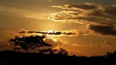 Photograph - Sunrise Over Fort Salonga4 by Rob Hans