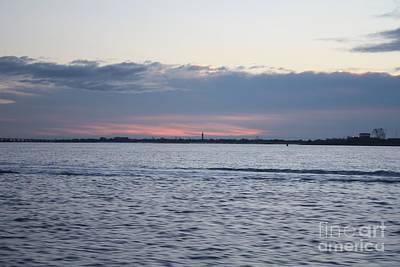 Photograph - Sunrise Over Freeport Ny by John Telfer